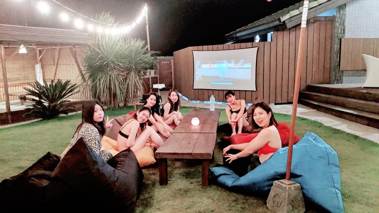 オシャレ女子の女子会